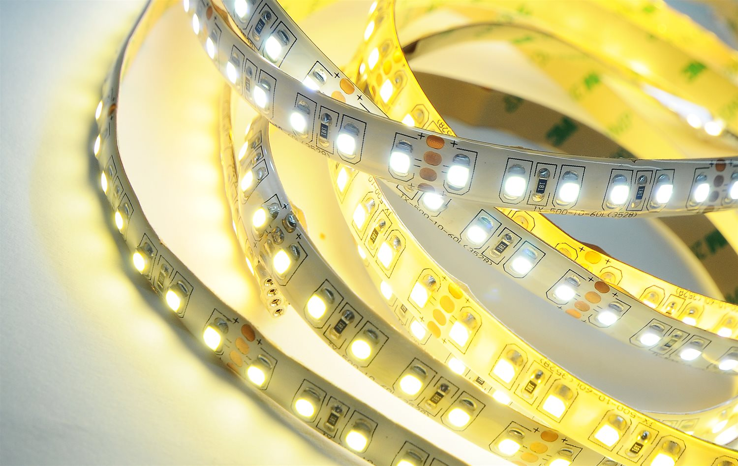 LED Tape Seamless 120 24V Range