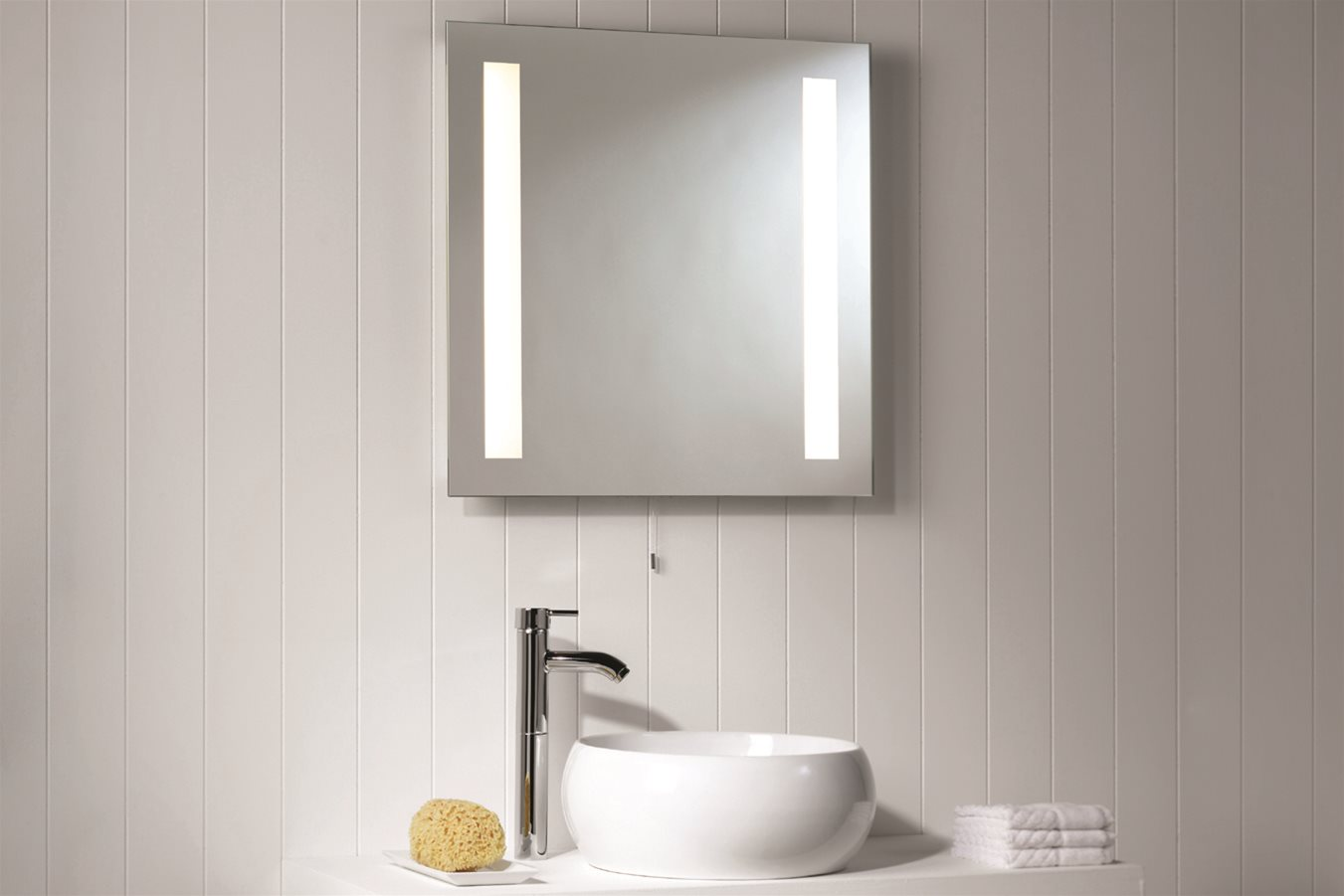 Illuminated Mirror Range