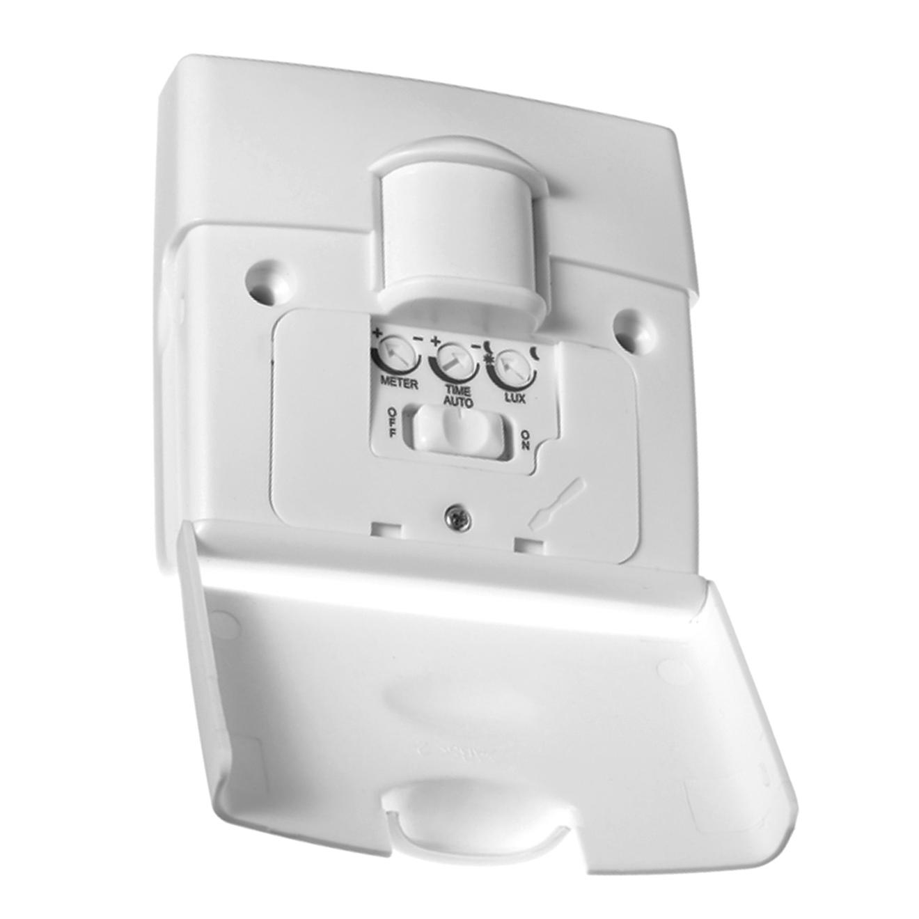 180 176 Motion Sensor Pir Light Switch White 500w Mr