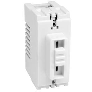 Slide Grid Dimmer White 40-400W