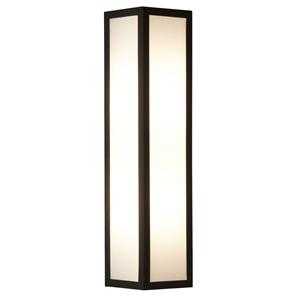 Salerno 240V 2 x 40W Black