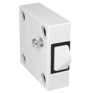 Door Switch White 2A