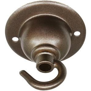 Ceiling Hook Plate Bronze
