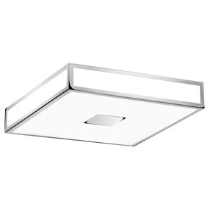 Mashiko Ceiling 400 Emergency 240V Polished Chrome 28W