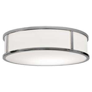 Mashiko 300 Ceiling 240V Polished Chrome 60W