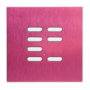 Wise Switch 7 Channel Pink Aluminium 3V