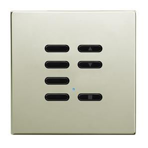 Wise Fusion Slave Wireless 7 Channel Polished Nickel 3V