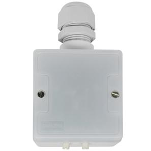 Dusk Switch PIR White 1500W