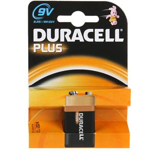 Duracell Batteries 9V MN1604 1 Pack