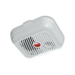 Ionisation Smoke Alarm  9V Battery Powered White