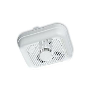 Heat Alarm 240V (Rechargeable Battery Back-up) White