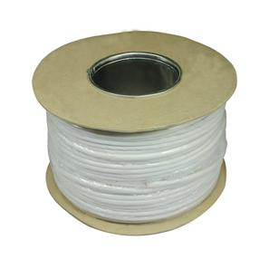 Telephone Cable White 100M 0.5mm� 2 Pair