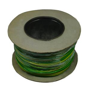 PVC Single Core 100M 1.0mm� Green / Yellow