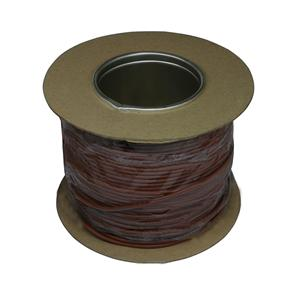 PVC Single Core 100M 1.5mm� Brown
