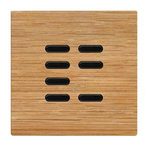 Wise Switch 7 Channel Oak 3V