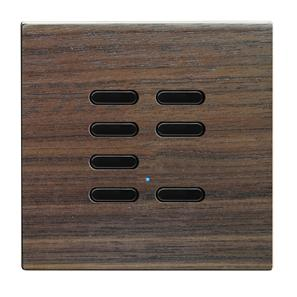 Wise Switch 7 Channel Walnut 3V