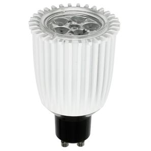 GU10 LED 7W 535lm (=75W) Dimmable 240V 18° 3000K Warm White