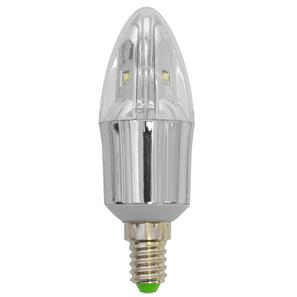 SES LED 5W 280lm (=40W) Dimmable 240V 300° 4000K Cool White