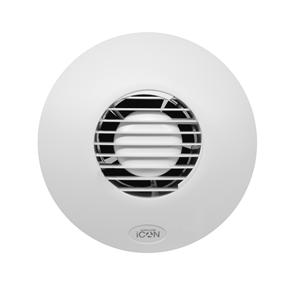 Icon Isolator Fan 197mm 12V White 6.1W