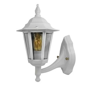 Lantern Up Mount 240V 30W White