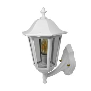 Lantern Uplight Mount 240V 30W White
