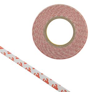 9mm Double Sided Fixing Tape 50m White