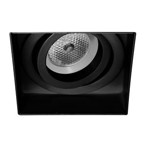 Trimless Square RGB 4W Black