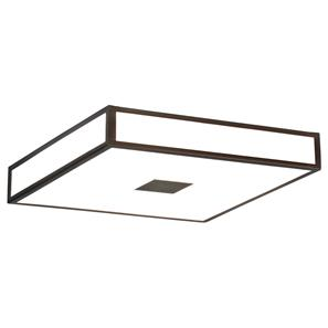Mashiko Ceiling 400 Emergency 240V Bronze 28W
