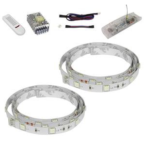 LED Tape 100 RGB Master Kit 24V 16W 2m