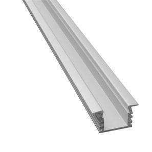 Maxi Recessed Extrusion Anodised Aluminium 1070mm
