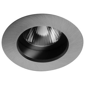 Fixed Downlight 50 IP54 Clear 12V 50W Nickel