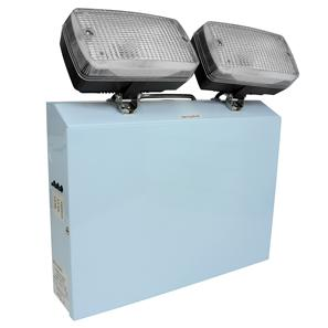 Emergency Twin Spotlight Blue 2 x 20W