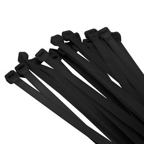 Cable Ties Black 370 x 7.6mm