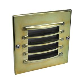 Grille Interior G4 12V Antique Brass 20W