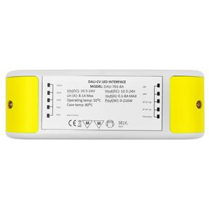 Dali-CV LED Interface Dimmable Driver (Constant Voltage) White 10V (100W) / 24V (200W)