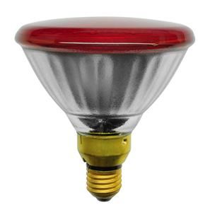 Halogen PAR38 Colour 80W Red