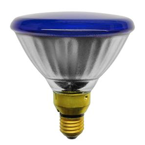 Halogen PAR38 Colour 80W Blue