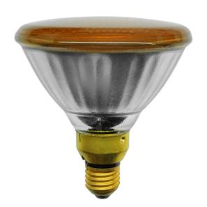 Halogen PAR38 Colour 80W Amber