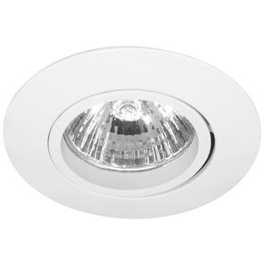 Fixed Downlight 240V 50W White