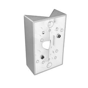 Lantern Wall Corner Bracket  White