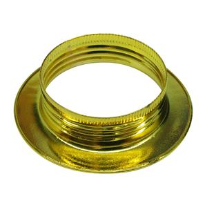 Shade Ring Brass ES / E27