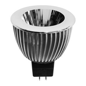 MR16 LED & Driver 7W 630lm (=75W) Dimmable 24° 3000K Warm White