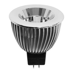 MR16 LED & Driver 7W 630lm (=75W) Dimmable 45° 3000K Warm White