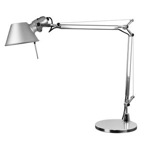 Tolomeo Mini Arm & Base Silver 100W
