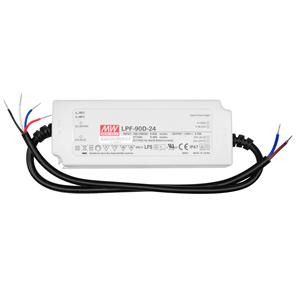 1-10V Dimming Driver (Constant Voltage) White 90W