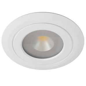 LED Diva 2 Spot 3000K Warm White 60° 24V 4W White