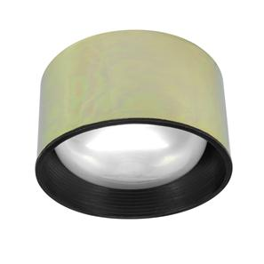 Semi Recessed 80 240V 100W Brass