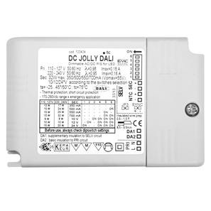 Dali Dimmable LED Driver (Constant Current & Constant Voltage) White 9W-32W
