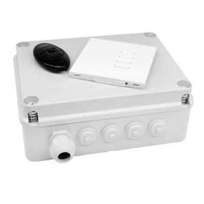 Wise Box Kit Version 2 - Wise Box Receiver, Intense Switch & Remote 4 Channel, 10 Amps / Circuit