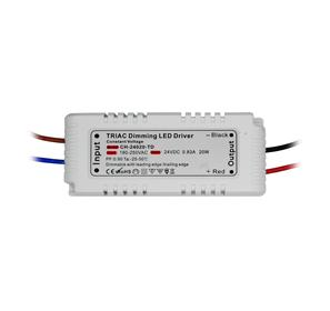 Triac LED Dimming Driver 20W 24V (Constant Voltage)